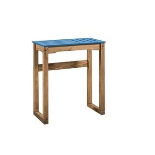 Manhattan Comfort Mid- Century Modern Stillwell 31.5 Inch Bar Table