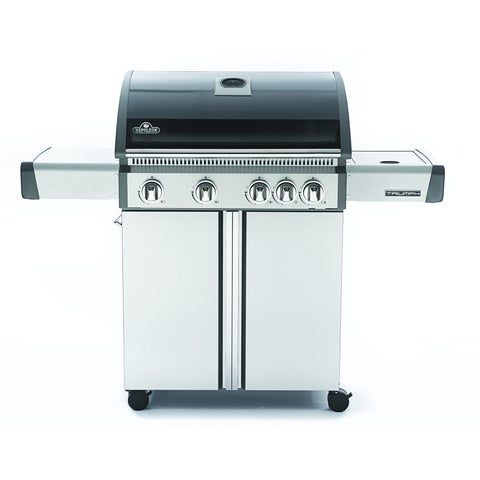 Triumph® 495 Natural Gas Grill with Side Burner