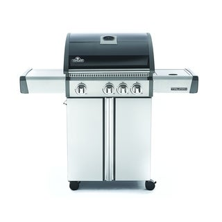Triumph® 410 Natural Gas Grill with Side Burner