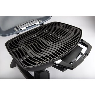 TravelQ 285 Portable Gas Grill with Griddle
