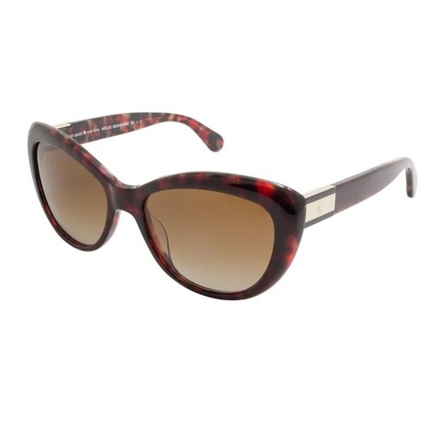 32d5c3c485 Shop Kate Spade Emmalynn Women Sunglasses - Free Shipping Today - Overstock.com  - 21294808
