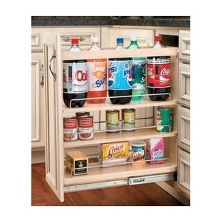 "Rev-A-Shelf Cabinet Pullout Organizer Shelves 5"" x 22-7/16"" x 25-7/16"""