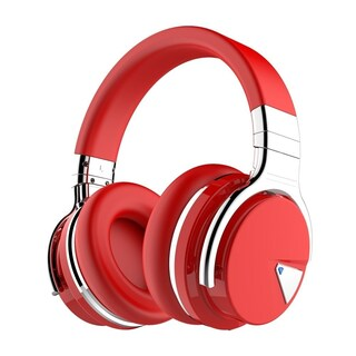 Cowin E7 Active Noise Cancelling Bluetooth Over-Ear Headphones with Microphone, Hi-Fi Deep Bass