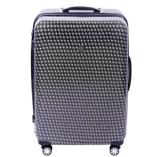 Ful Metal Chain 28-inch Hard-side Spinner Upright Suitcase