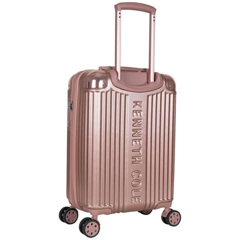 Kenneth Cole Tribeca 20-inch Lightweight Hardside Expandable 8-Wheel Spinner Carry On Suitcase with TSA Lock