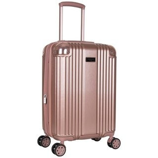 Kenneth Cole 20-inch Lightweight Hardside Expandable 8-Wheel Spinner Carry On Suitcase With TSA Lock