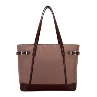 McKlein USA Aria Nylon Ladies Tote