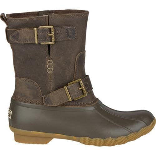 708dfa71b2 ... Thumbnail Women  x27 s Sperry Top-Sider Saltwater Acadia Duck Boot  Canteen Leather ...
