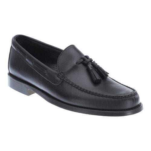 481da83ad47 Shop Men s Sebago Heritage Tassel Loafer Black Waxy Oiled Full Grain  Leather - Free Shipping Today - Overstock - 18512907