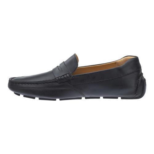e9af53c9830 Shop Men s Sebago Kedge Penny Loafer Black Leather - Free Shipping ...