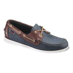 Men's Sebago Spinnaker Blue/Brown