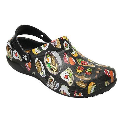 f883ed41f Shop Crocs Bistro Graphic Clog Black Tumbleweed - Free Shipping On Orders  Over  45 - Overstock - 18521722