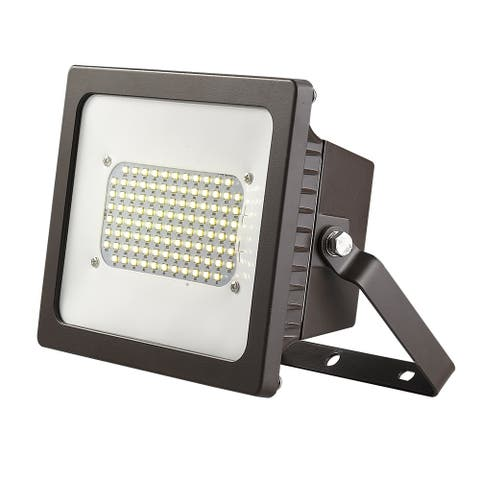 Adjustable Bronze LED Floodlight