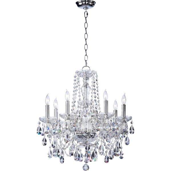 Katerina Crystal 8-light Chandelier