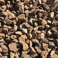 3/4  to 1-inch Apache Brown Landscaping Gravel (40 lb. Bag)