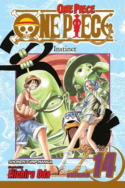 One Piece 14: Instinct (Paperback)