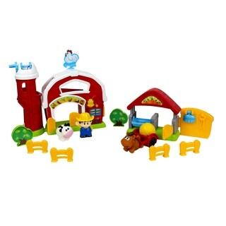 Barnyard Fun Playset
