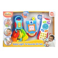 Light N Sounds Remote Control and Keys