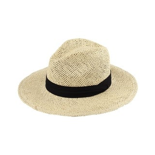 Access Headwear Men's Sun Styles Andre Panama Style Hat Beach Hat (10 Colors Available)