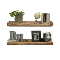 Del Hutson Designs Rustic Luxe Shelf Set