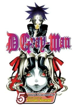 D.gray-man 5 (Paperback)