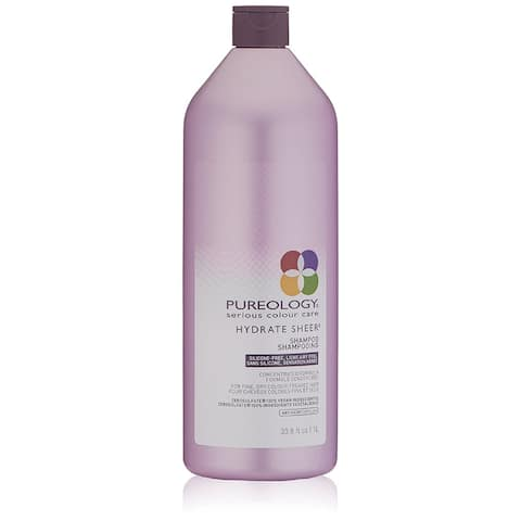 Pureology Hydrate Sheer 33.8-ounce Shampoo