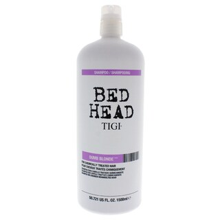 TIGI Bed Head 50.72-ounce Dumb Blonde Shampoo
