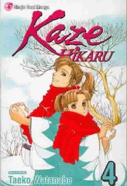 Kaze Hikaru 4 (Paperback)