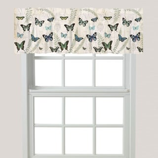 Laural Home Elegant Butterfly Window Valance