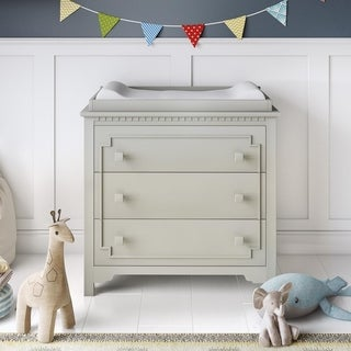 Avenue Greene Lundy 3-Drawer Dresser & Topper