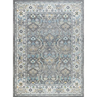 Pasargad Chelsea Collection Power Loomed Area Rug - 4' x 6'