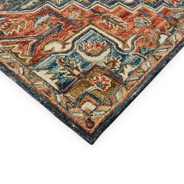 Alexander Home Madeline Wool Hand Hooked Heritage Rug On Sale Overstock 21346423