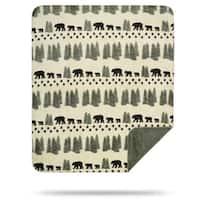 Denali Pearl Denali Bear/Sage Blanket