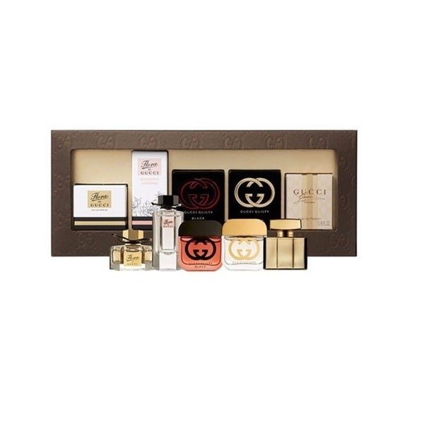 1968f4768 Shop Gucci Women's 5-piece Variety Gift Set - Free Shipping Today -  Overstock - 21347399