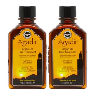 Agadir Argan 4-ounce Oil Treatment (Pack of 2)