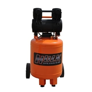 Hulk by EMAX 1hp 6 Gal. Silent Air Portable Compressor
