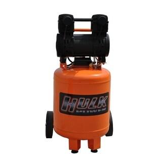 Hulk by EMAX 1hp 6 Gal. Silent Air Portable Compressor