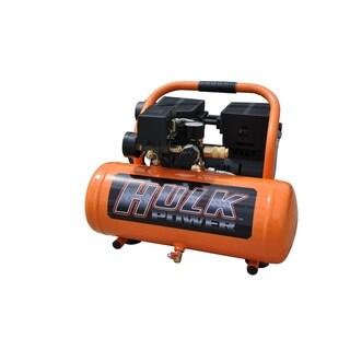 Hulk by EMAX 1hp 2 Gal. Silent Air Portable Compressor