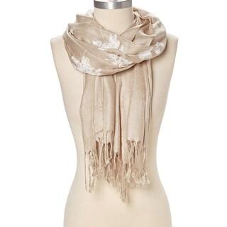 "Floral Long Stole Soft Pashmina Scarfs Fashion Women Scarves Shawls Wrap - 29""x74"""