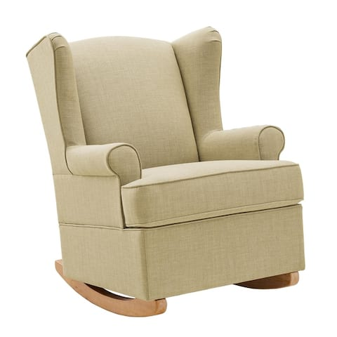 Avenue Greene Preston Wingback Convertible Rocker