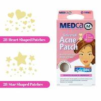 MEDca Universal Acne Pimple Patch Absorbing Cover Heart