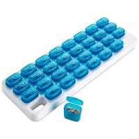 MEDca 31 Pop Out Medication Pods Monthly Pill Organizer