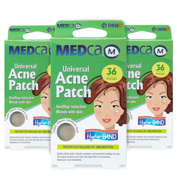 MEDca Acne Pimple Patch Blackheads Removing Absorbing Treatment Cover Ultra Deep Cleansing Hydrocolloid Bandages - Count of 108. Opens flyout.