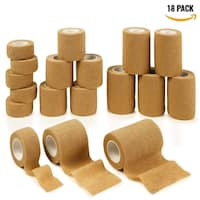 MEDca Tape Wrap Self Adherent Rap Tape Adhering Stick Bandage
