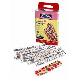 MEDca Strawberry Fragrance Adhesive Bandage