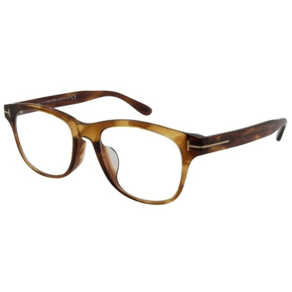 a101480cd0dc Shop Tom Ford Rx TF5399 Brown Women Eyeglasses - Free Shipping Today -  Overstock.com - 21364625