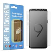 Samsung Galaxy S9 Plus Wide Cover Tpu Screen Protector - Clear