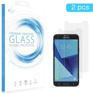 Samsung Galaxy J7 Refine (J7 Top) Tempered Glass Screen Protector