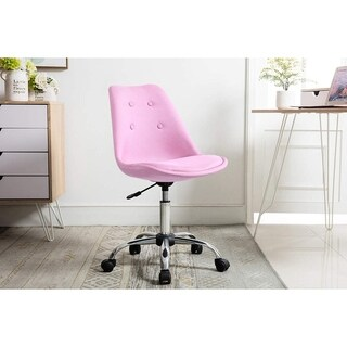 Porthos Home Office Chair with Height Adjustable, Great for Leisure