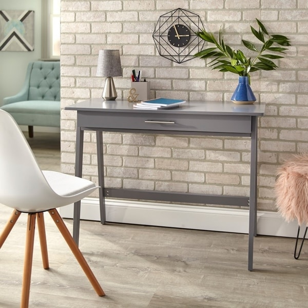 Simple Living Rollins Desk by Simple Living